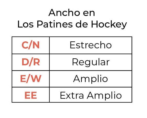 comprar patines hockey