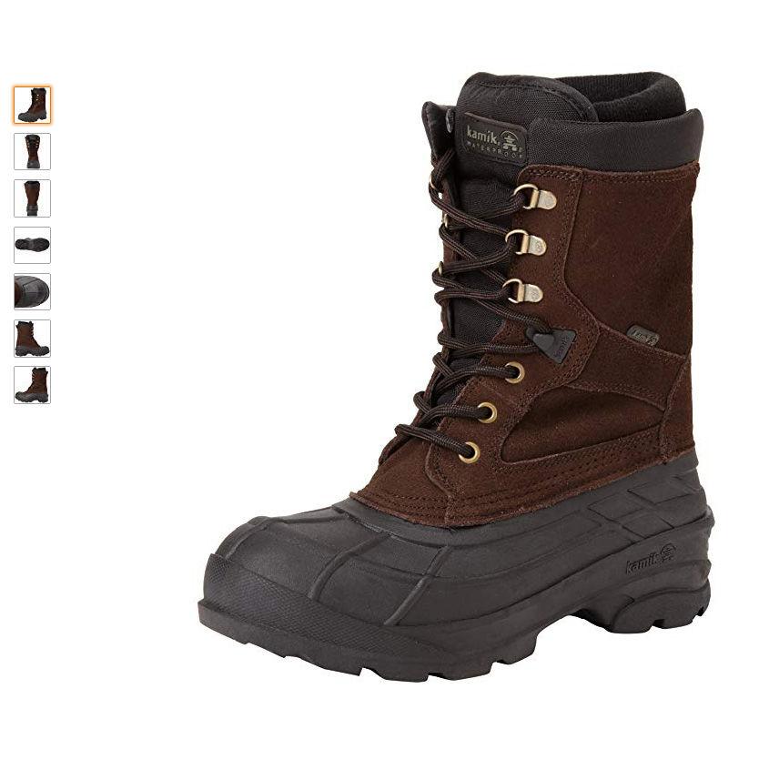 botas de nieve baratas hombre