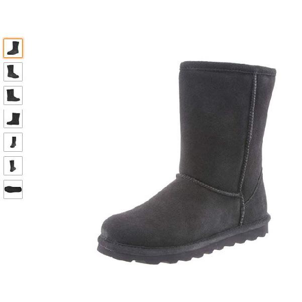 Bearpaw botas
