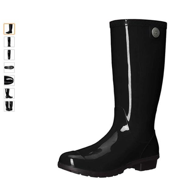 botas ugg para la lluvia