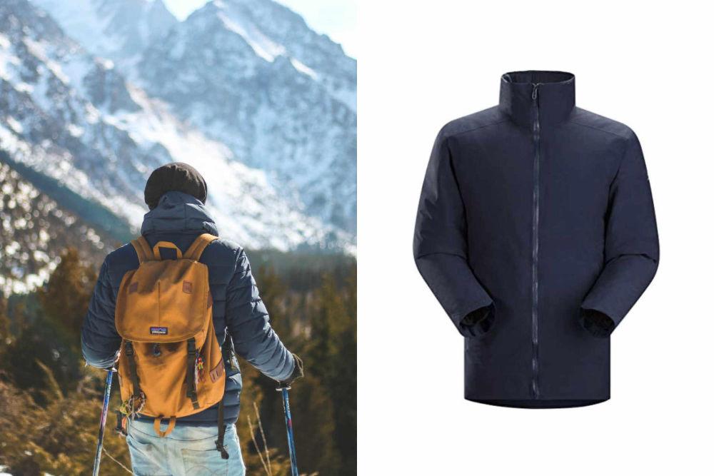 ropa de montaña