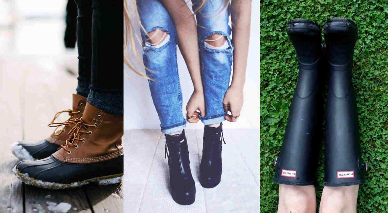 Botas con estilo