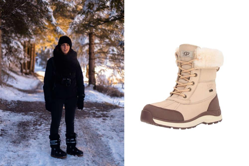 botas para la nieve mujer