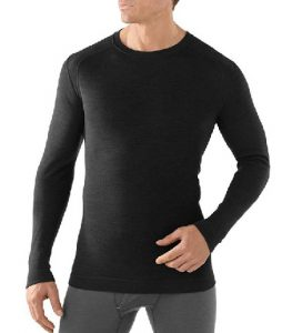 camisetas termicas lana merino