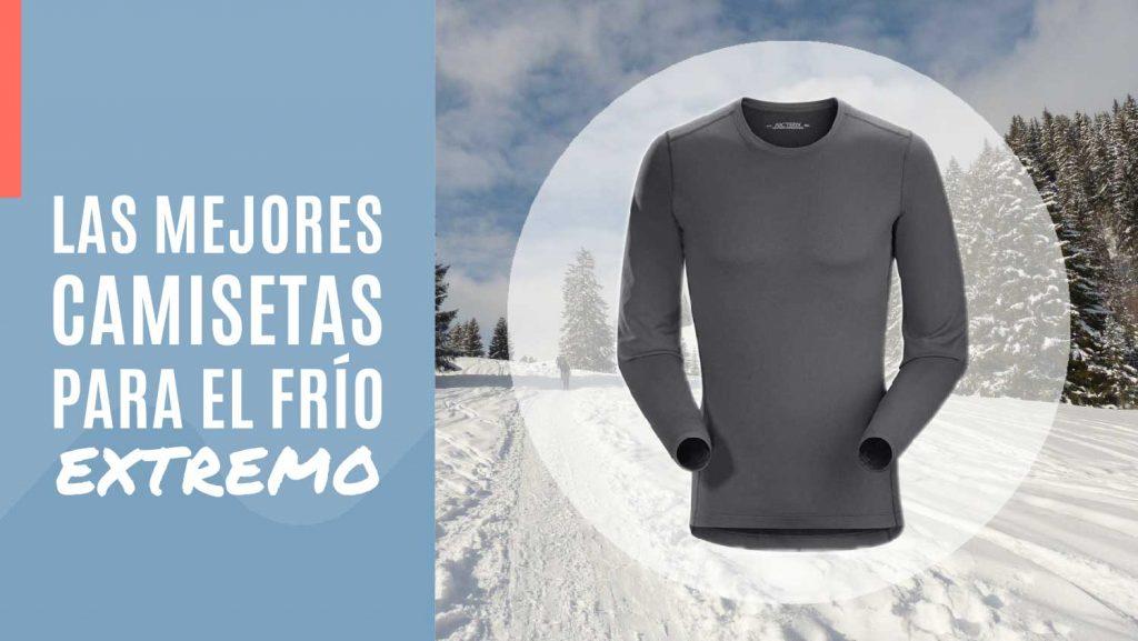 camisetas termicas para frio extremo