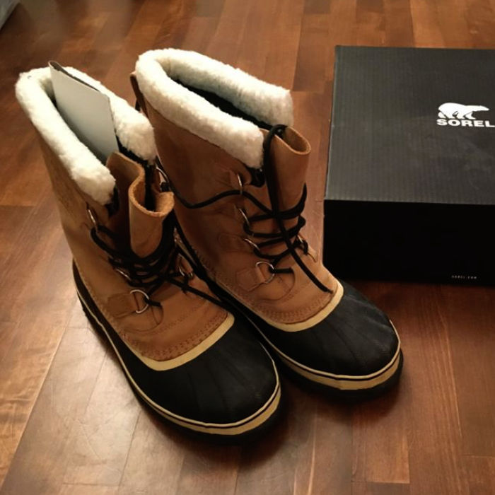 botas sorel nieve