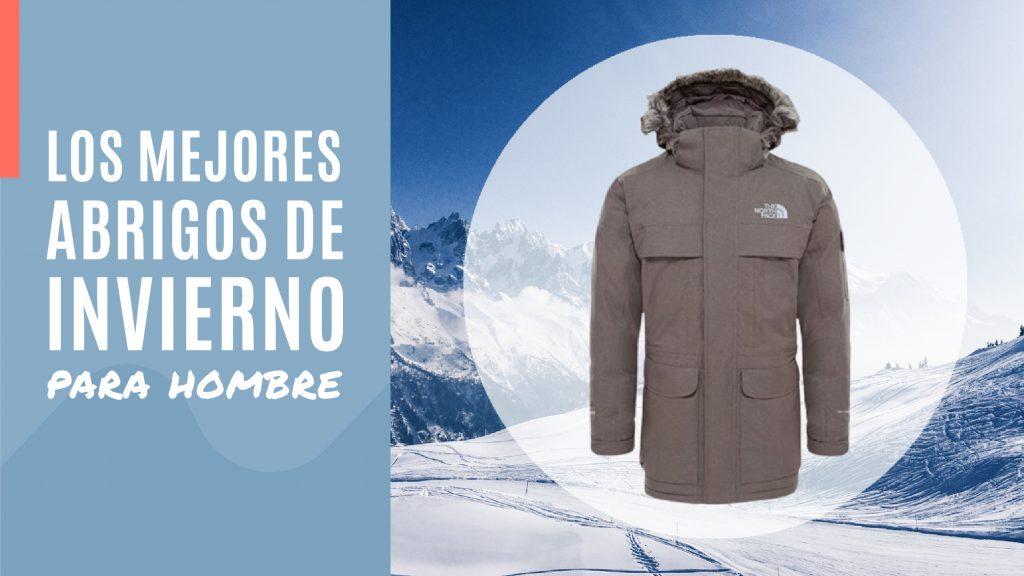 los mejores abrigos de invierno para hombre