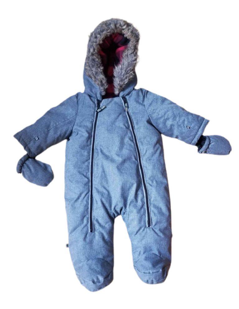 abrigo bebe